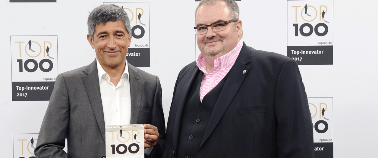 Top 100 Innovationspreis 2017 Consulting